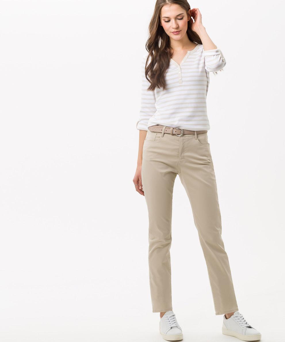 Style Mary, beige City Sport Premium Five Pocket Hose